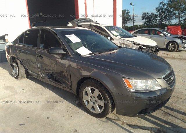 Inventory #323186488 2010 Hyundai SONATA
