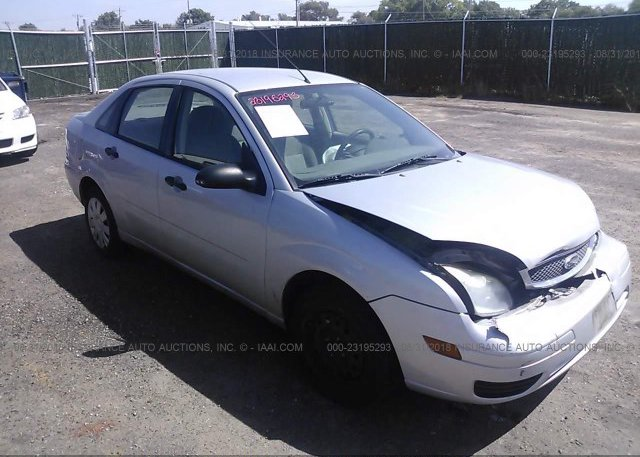 Inventory #213157101 2005 FORD FOCUS