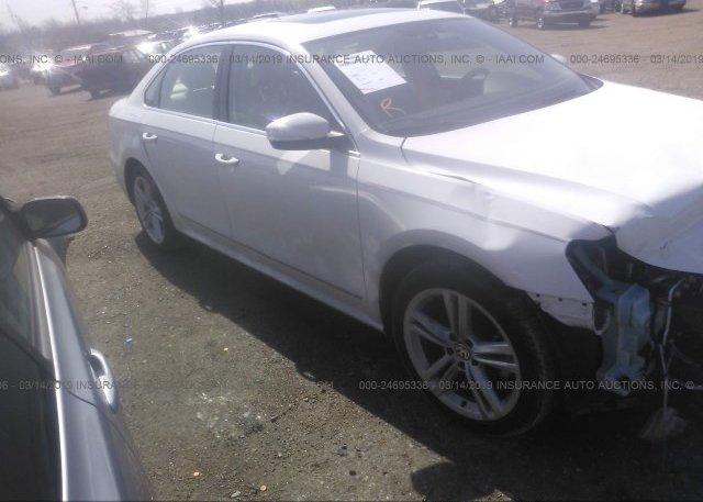 Inventory #417870859 2014 Volkswagen PASSAT
