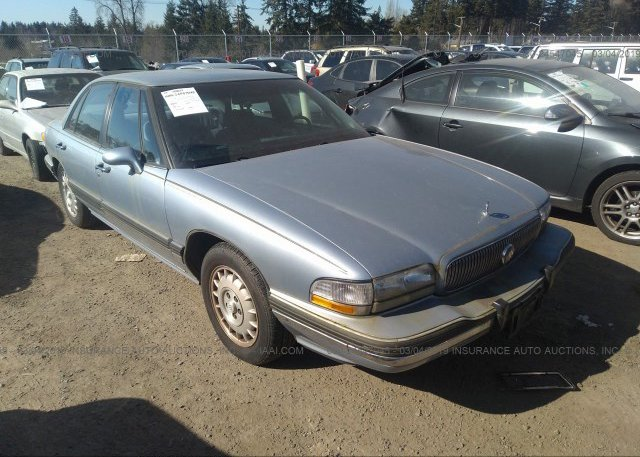 Inventory #343929280 1996 Buick LESABRE