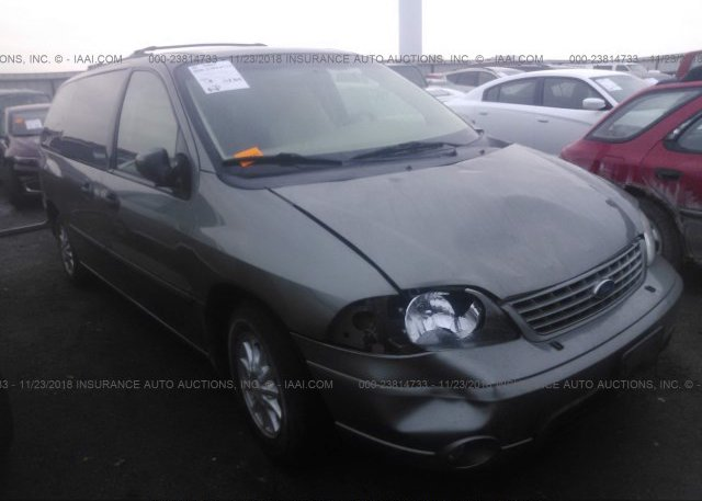 Inventory #629675427 2003 FORD WINDSTAR
