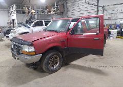 2000 FORD RANGER - 1FTZR15V2YTB14602 Right View
