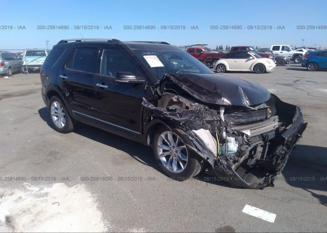 Inventory #229463930 2013 FORD EXPLORER