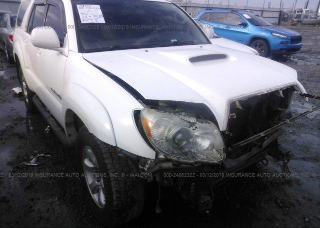 Inventory #658518244 2006 Toyota 4RUNNER