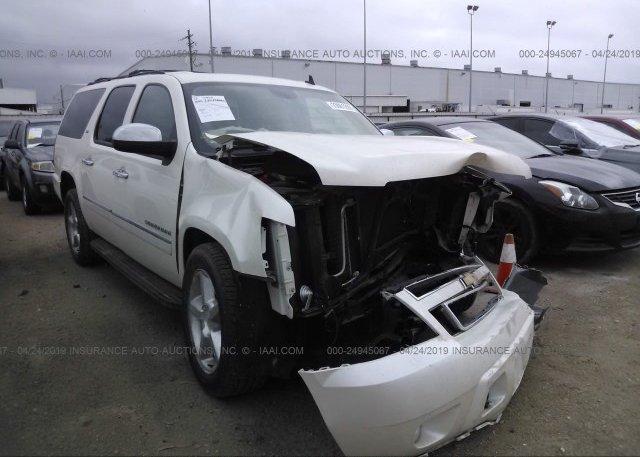 Inventory #902517274 2011 Chevrolet SUBURBAN