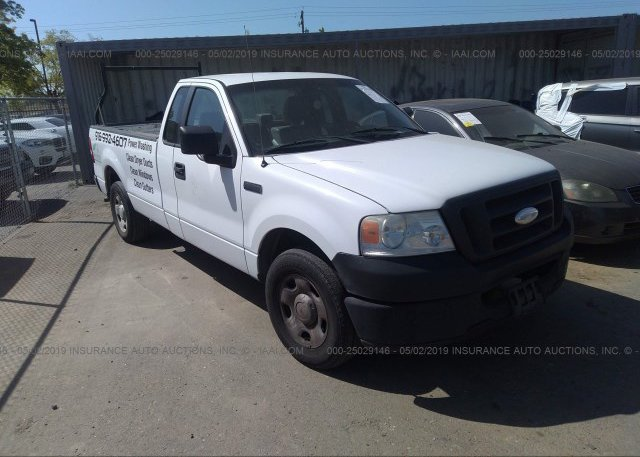 Inventory #863619044 2007 FORD F150