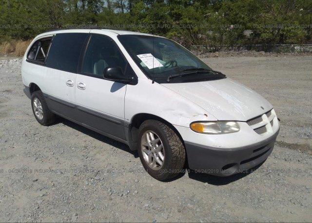Inventory #105679224 1999 Dodge GRAND CARAVAN