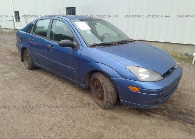 Inventory #204914637 2004 FORD FOCUS