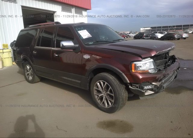 Inventory #922293562 2015 FORD EXPEDITION