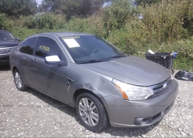 Inventory #226993223 2008 FORD FOCUS