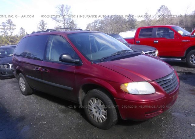Inventory #159780157 2005 Chrysler TOWN & COUNTRY