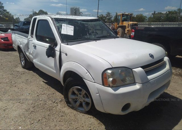 Inventory #917358462 2004 Nissan FRONTIER