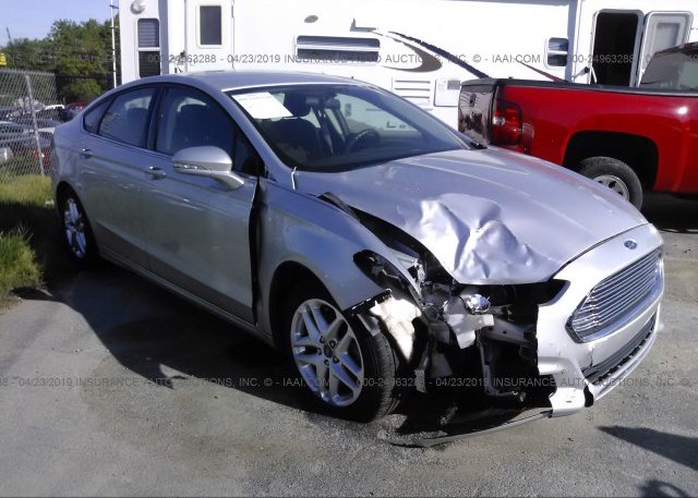 Inventory #393953313 2014 FORD FUSION