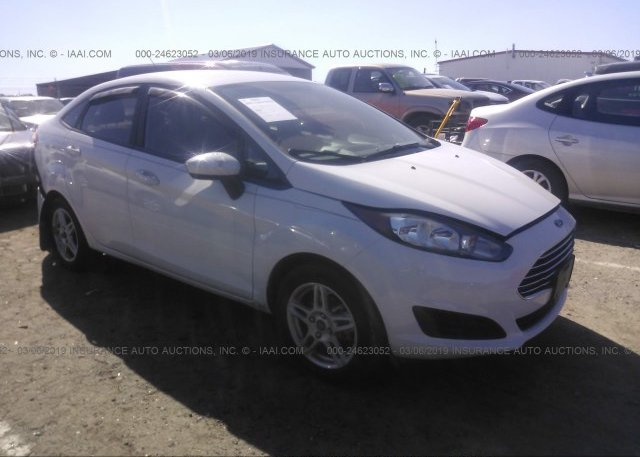 Inventory #870829582 2018 FORD FIESTA