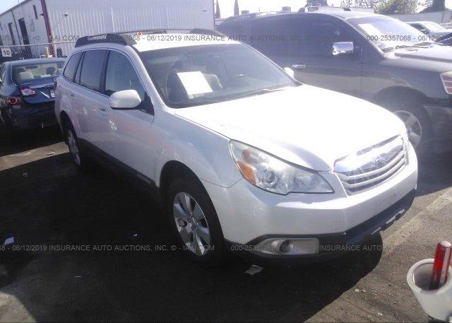 Inventory #409176238 2012 Subaru OUTBACK