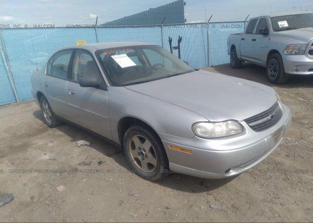 Inventory #360163975 2003 Chevrolet MALIBU