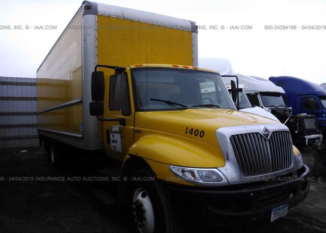 Inventory #603976487 2011 INTERNATIONAL 4300