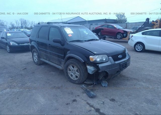 Inventory #231295037 2006 FORD ESCAPE