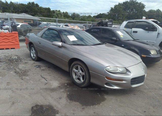 Inventory #826175456 1999 Chevrolet CAMARO