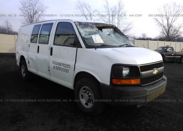 Inventory #305792857 2007 Chevrolet EXPRESS G2500