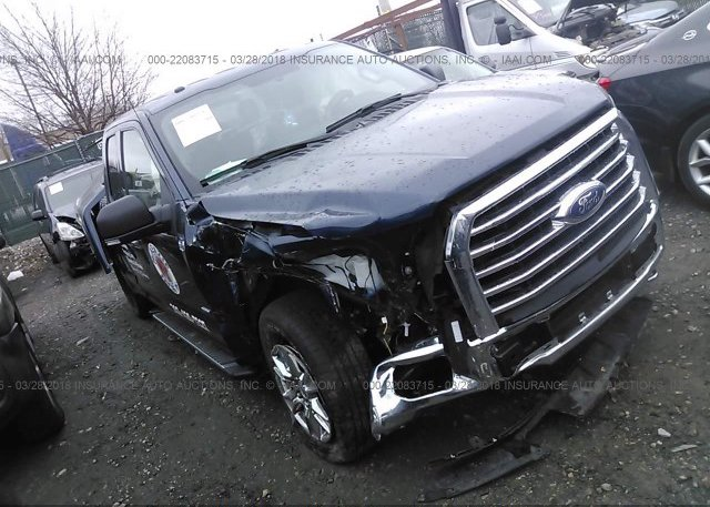 Inventory #610512213 2016 FORD F150