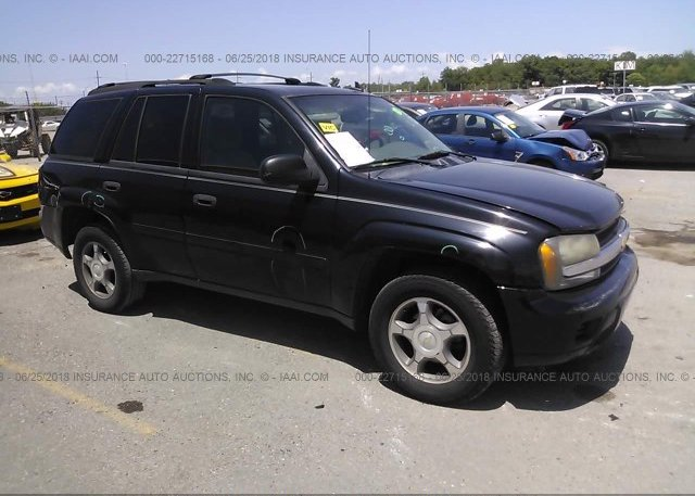Inventory #724433771 2007 Chevrolet TRAILBLAZER