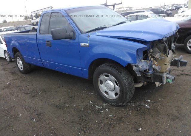 Inventory #436131045 2008 FORD F150