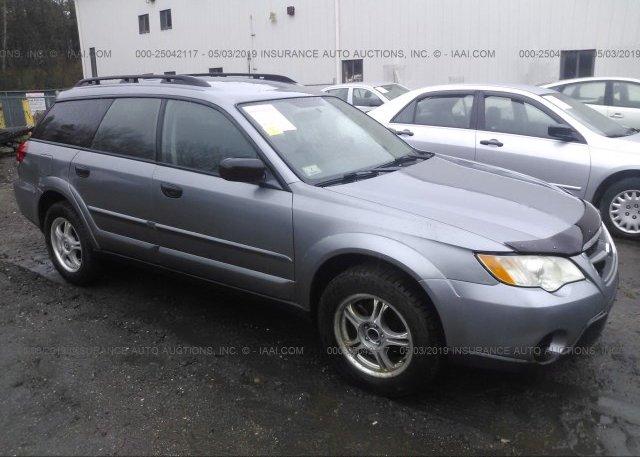 Inventory #467989065 2009 Subaru OUTBACK