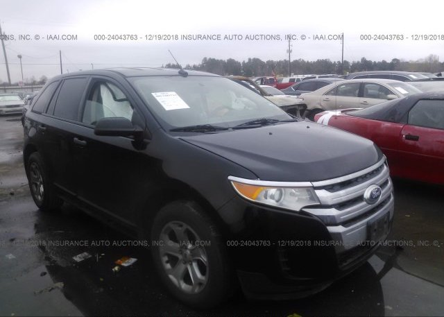 Inventory #996939559 2012 FORD EDGE