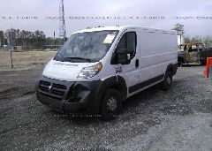 2016 RAM PROMASTER 1500 - 3C6TRVAG0GE136908 Right View