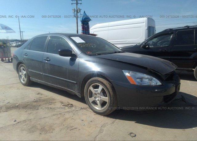 Inventory #980299877 2005 Honda ACCORD