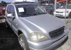 2001 Mercedes-benz ML