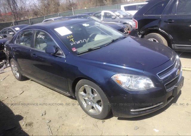 Inventory #103261304 2009 Chevrolet MALIBU