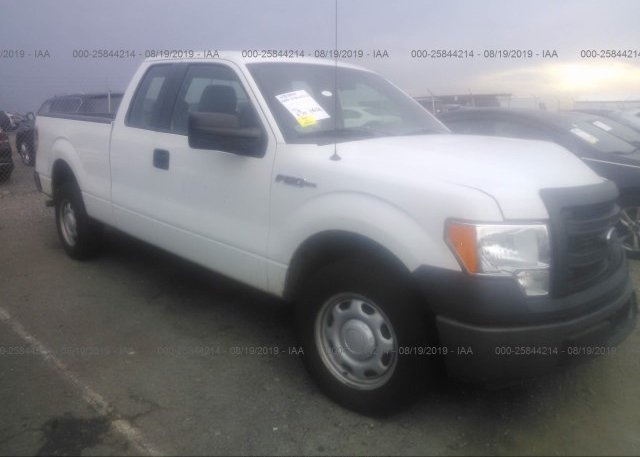 Inventory #751730858 2013 FORD F150