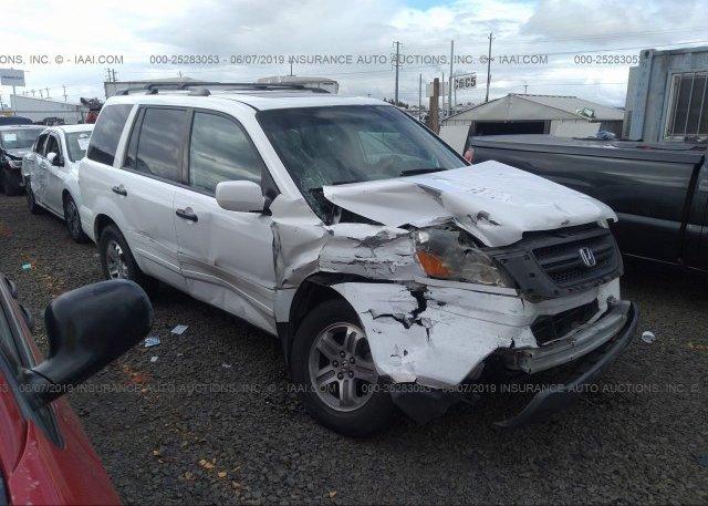Inventory #455434451 2005 Honda PILOT
