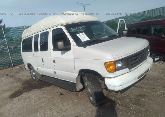 Inventory #617396905 2004 FORD ECONOLINE