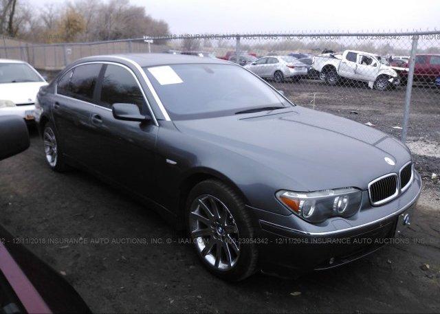Inventory #418791648 2003 BMW 745