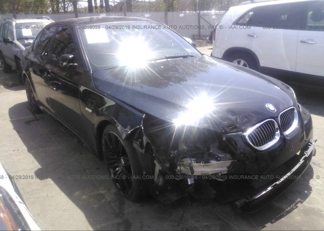 Inventory #873139190 2008 BMW 550