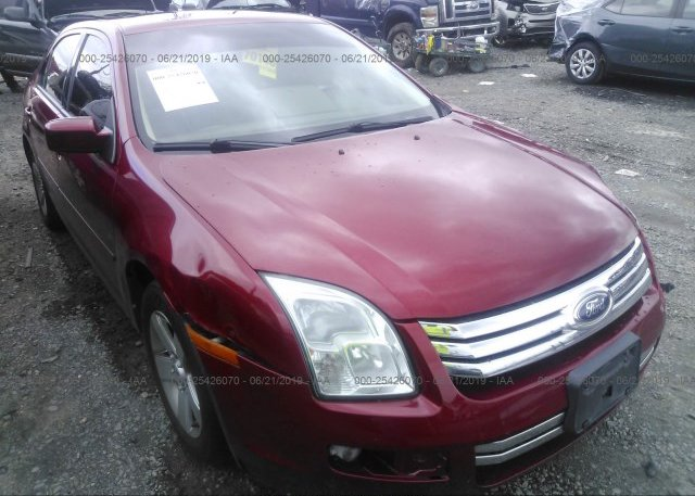 Inventory #380413172 2009 FORD FUSION