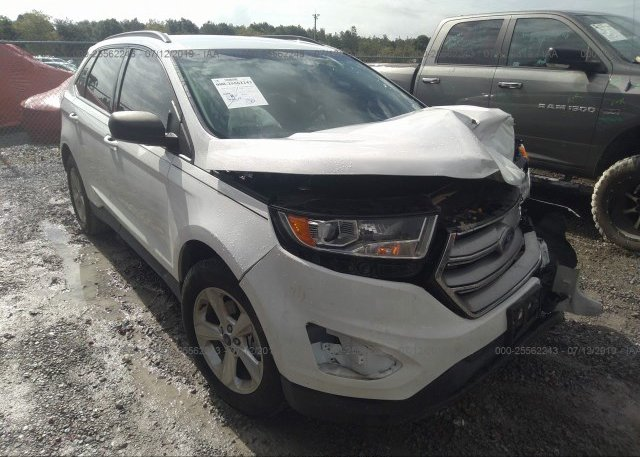 Inventory #738697439 2018 FORD EDGE