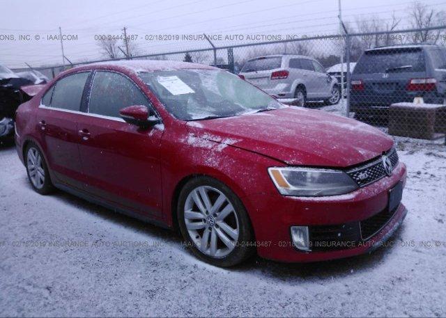 Inventory #571932159 2012 Volkswagen JETTA