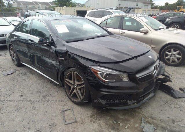 Inventory #234999415 2014 Mercedes-benz CLA