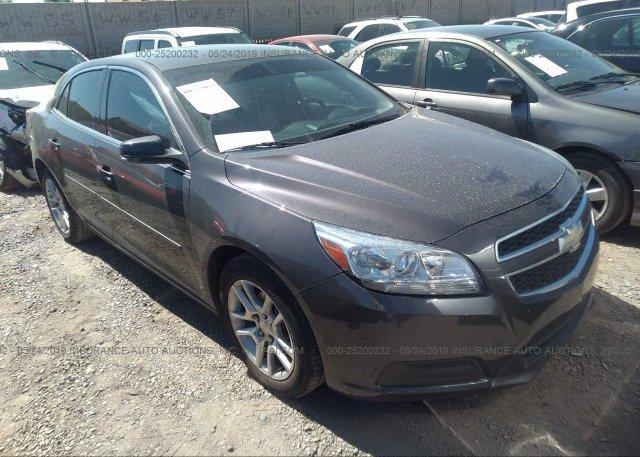 Inventory #813675570 2013 Chevrolet MALIBU