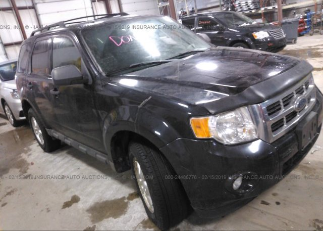 Inventory #109400328 2009 FORD ESCAPE