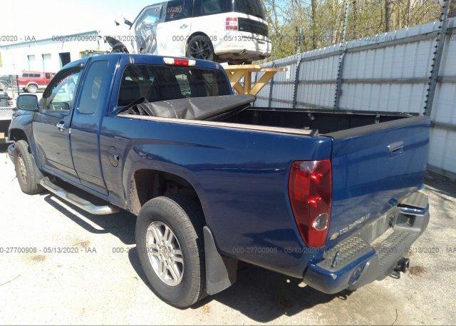 купить 2011 Chevrolet COLORADO 1GCJTCFE2B8115851