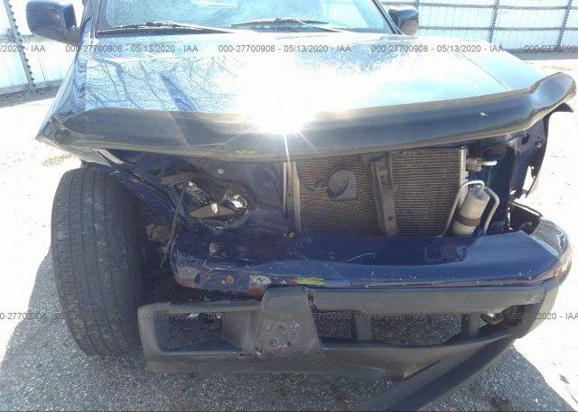 1GCJTCFE2B8115851 2011 Chevrolet COLORADO