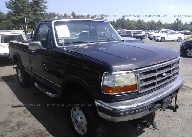 Inventory #532954112 1997 FORD F350