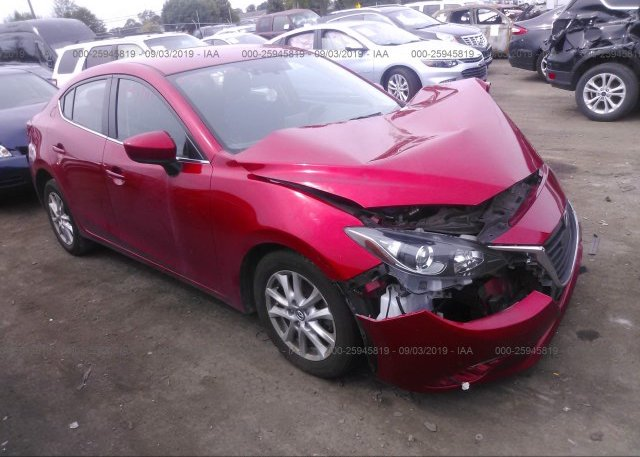 Inventory #108001114 2016 Mazda 3