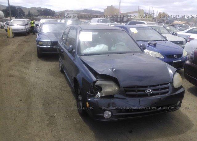 Inventory #122360882 2005 Hyundai ACCENT