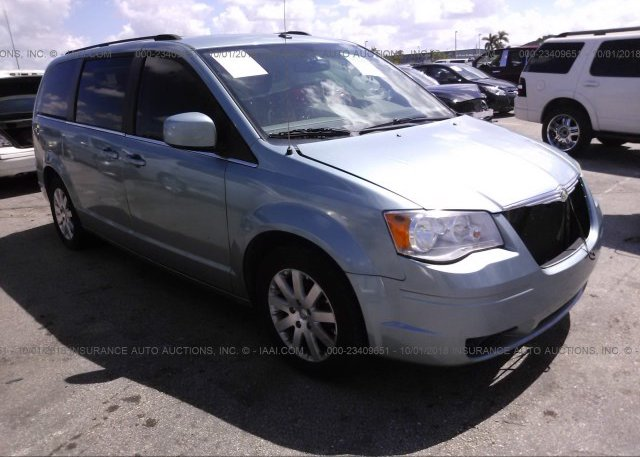 Inventory #510694349 2009 Chrysler TOWN & COUNTRY